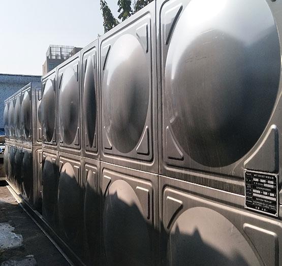 宁波不锈钢水箱会生锈吗?