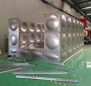 宁波不锈钢水箱厂家