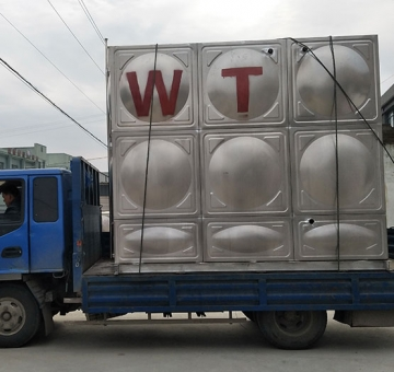 装配式不锈钢水箱价格