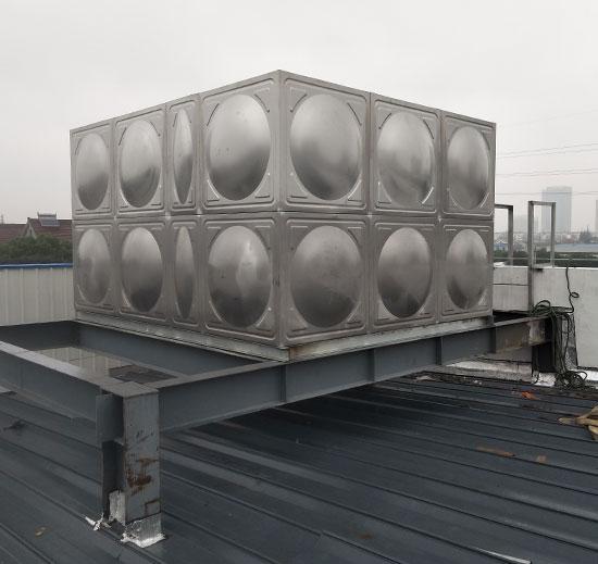 SUS304方形单层水箱