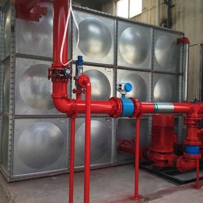 焊接水箱工艺