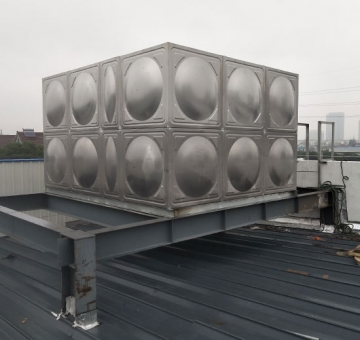 太仓SUS304方形单层水箱