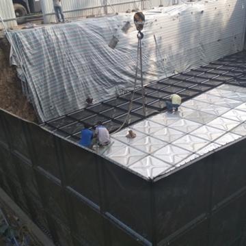 江苏地埋式消防水箱