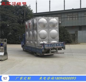 浙江消防水箱不锈钢