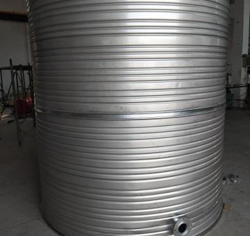 大型保温水箱