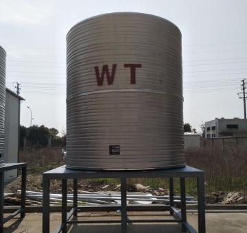 新品圆型保温水箱