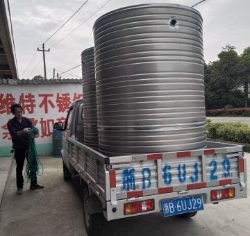 浙江不锈钢水箱定制安装