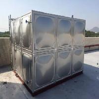 如何对不锈钢板水箱开展清理和消毒